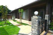 自然の緑に溶け込む暮らし 平屋の家・・・田原市Y様邸