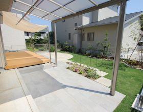 メンテナンス&遊び心で楽しいお庭にリフレッシュ〜・・・豊川市 S様邸