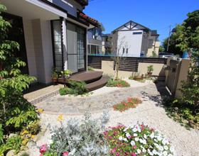 〜お花いっぱいに囲まれて お庭を楽しむ Exterior Reform〜・・・豊橋市H様邸