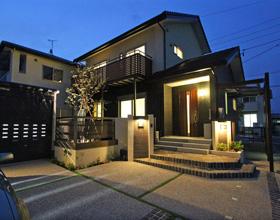 〜ガレージとお庭を優しく繋ぐ Japanese modern style〜・・・豊川市K様邸