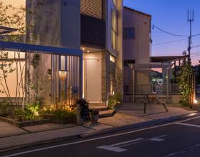 〜透き通る空気感で街を飾る Mシェードで創る Ideal Design Exterior〜・・・豊橋市I様邸