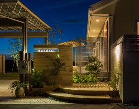〜解放感とカッコ良さで組み立てる 素敵な平屋のExterior Design〜・・・豊橋市N様邸
