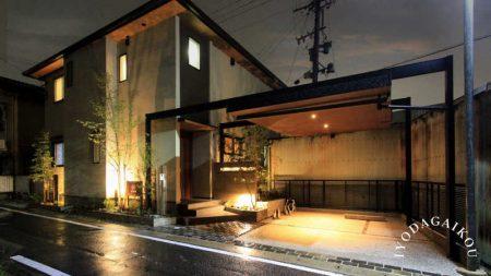 天井材とダウンライトで雰囲気バッチリ!!