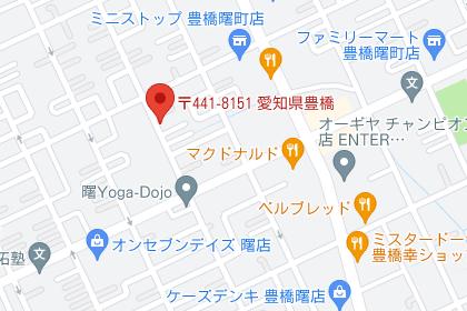 イヨダ外構の地図はココです!!
